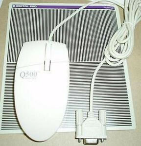 OPtical-Laser-Serial-Ball-Mouse-Legacy-9-Pin-Serial-Style-Mouse-NEW-DB9-DOS-Win