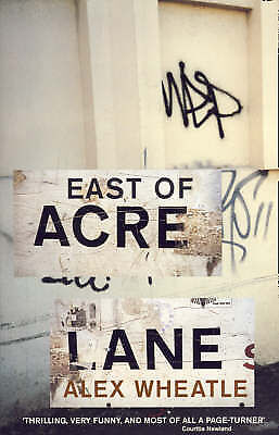 East of Acre Lane by Wheatle, Alex, Good Book (Paperback) Fast & FREE Delivery!