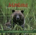 Montana Wildlife Portfolio by Donald M Jones (Hardback, 2003)