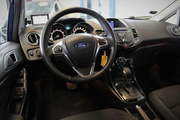 Ford Fiesta 1,0 SCTi 100 Titanium aut. - billede 4