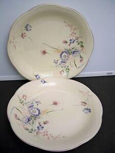 2-MIKASA-RONDO-DINNER-PLATES-10-3-4-039-039-STEPHANIE