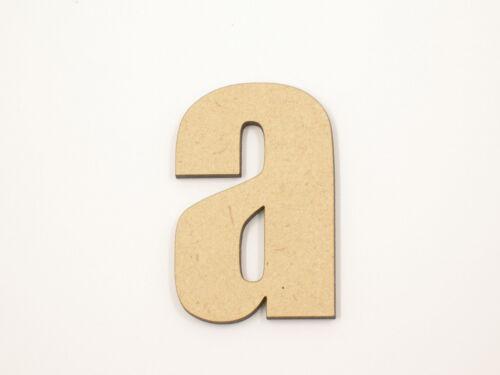 30cm Large Wooden Letter Words Wood Letters Alphabet CUR Lowercase