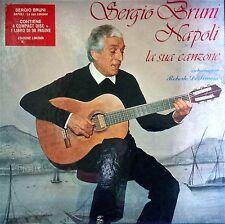 Sergio Bruni Napoli La sua Canzone Box 4cd+libro numerato n.405
