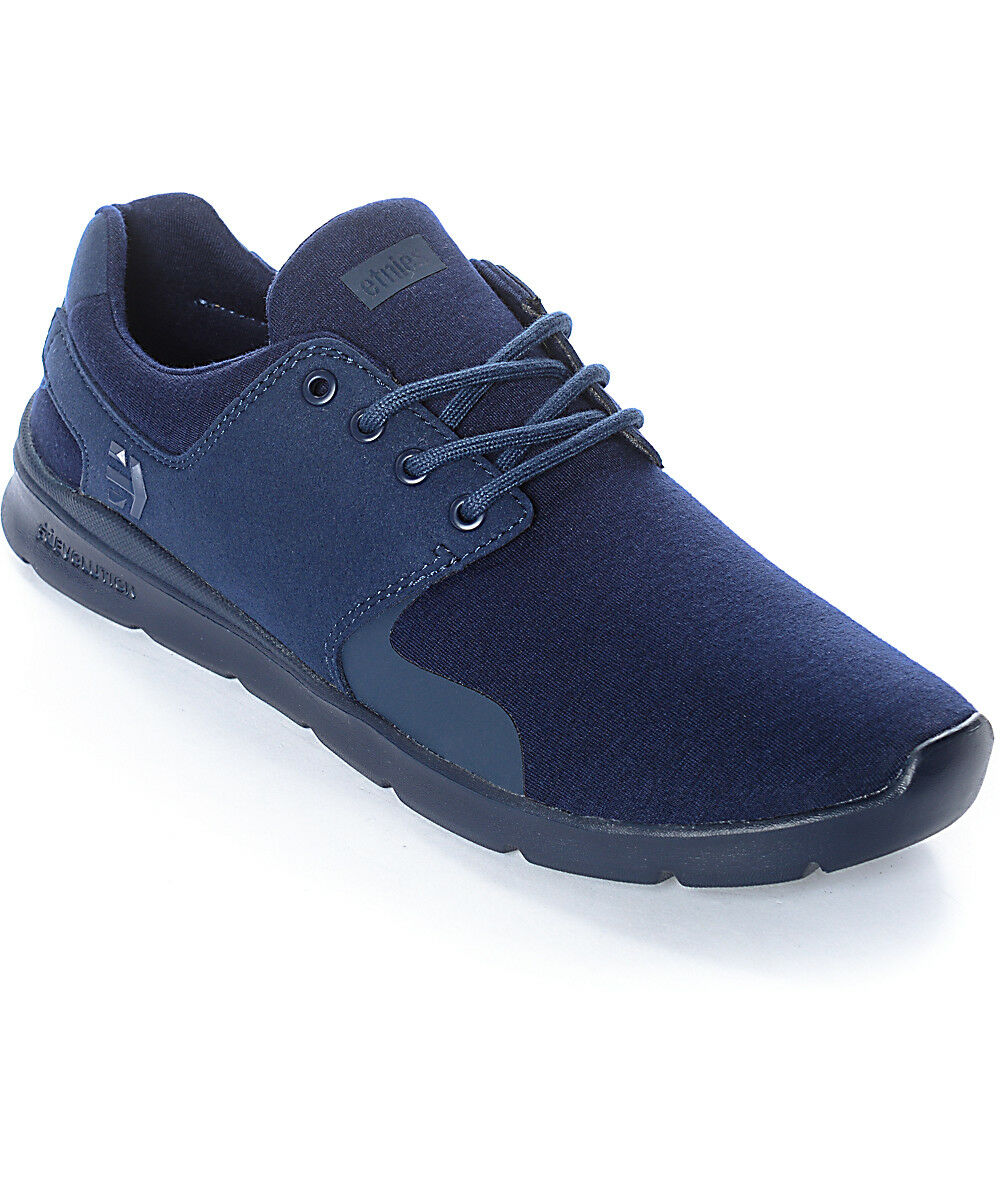 Etnies Scout XT hommes 11 Navy bleu Lace Up Athletic Chaussures Nwb 70