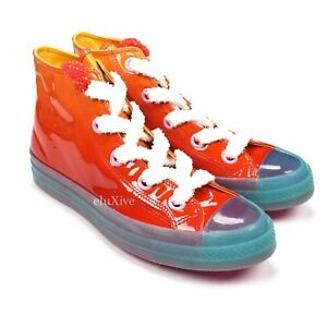 9cc69be0d5db NWT Converse J.W. Anderson Men s Orange Blue Chuck Taylor Toy ...