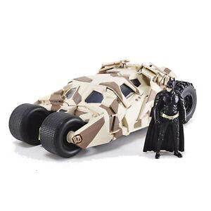 Jada-Toys-Dark-Knight-Batmobile-Batman-Metals-Die-Cast-Car-Set-NEW