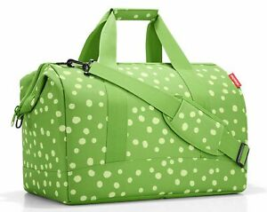 reisenthel allrounder L Reisetasche Tasche Sporttasche spots green grün MT5039