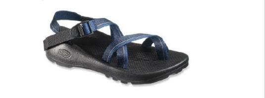 Chaco - Z   2 Unaweep Mitternacht Blau Komfort Sandalen Herren Größen 14,15 Nib