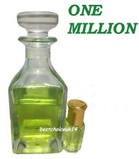 Fresca 6ml One Million fruttato ROSE muschiato Amber Profumo Olio Itr Attar,