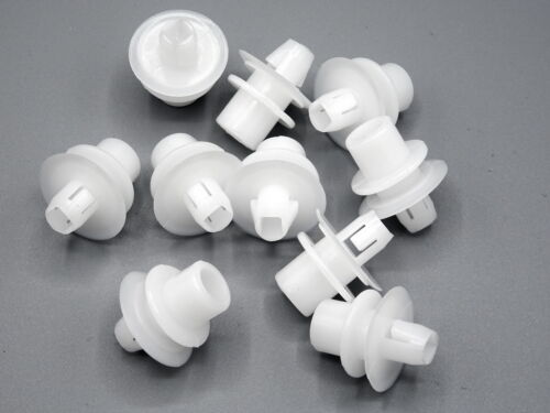 10 x protection barre stoßtange Clips Colliers Barres Clips Garde-Boue Pour Smart