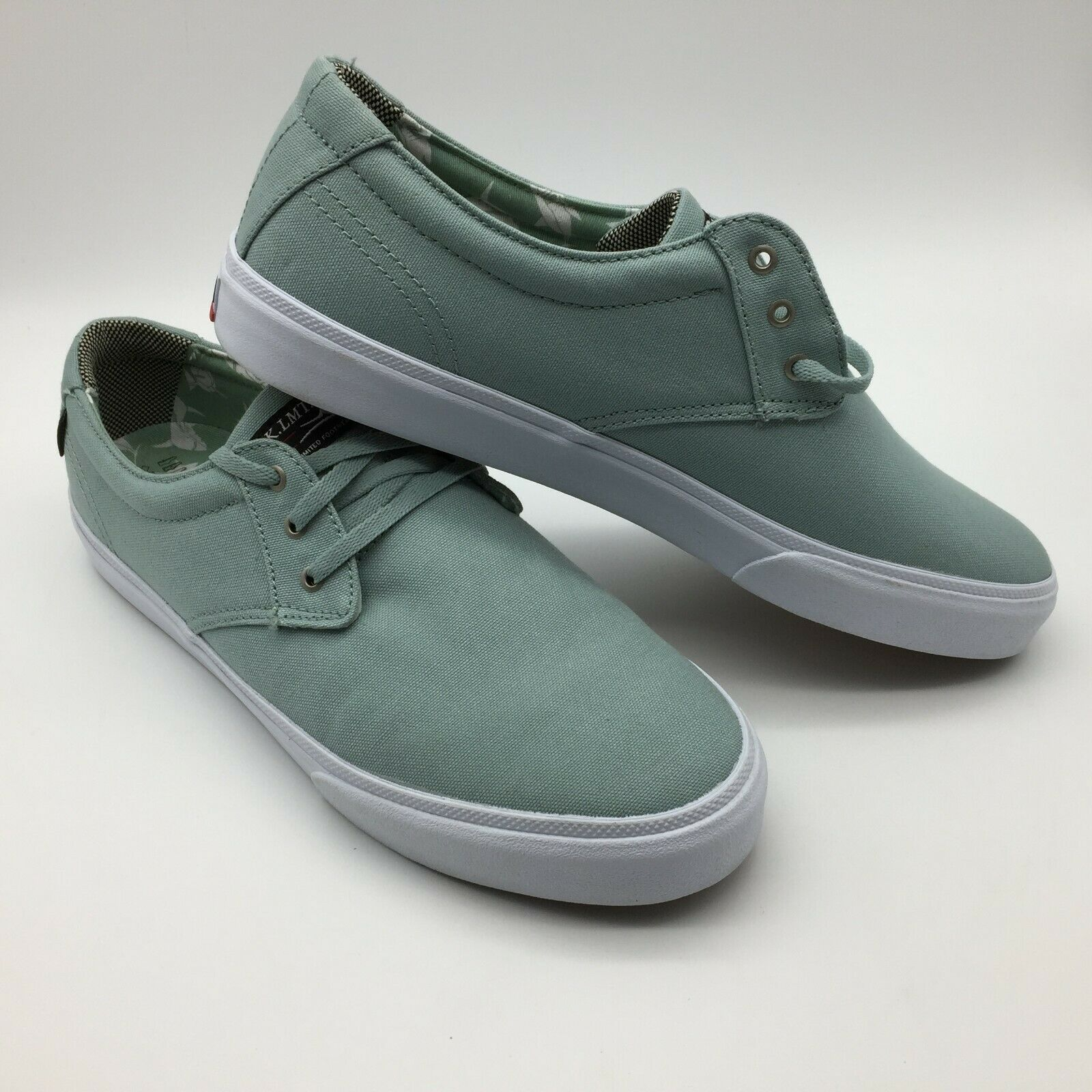 Lakai Men's shoes  Daly  Lichen Green Canvas
