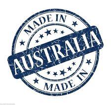 MADE in Australia, OZ ROUND LOGO CERCHIO Adesivo Decalcomania Vinile Grafico etichetta