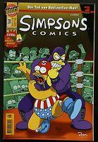 Simpsons Comics Nr. 28 - mit Extra: Krusty-Maske