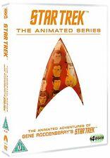 Star Trek The Animated Series 4er [DVD] NEU DEUTSCH Zeichentrick All 22 Episoden