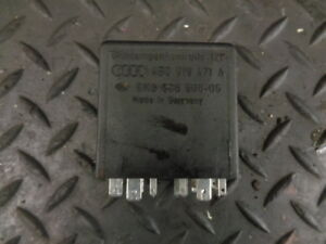 Details about 2005 AUDI TT 1 8 T MK1 HEADLIGHT RELAY 393 4B0919471A