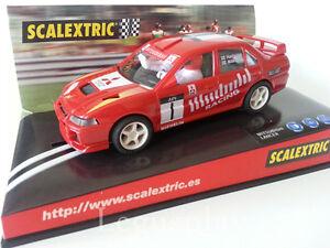 Emplacement Scx Scalextric 6002 Mitsubishi Lancer    Harjanne - Mäkinen Nº1  australia 97