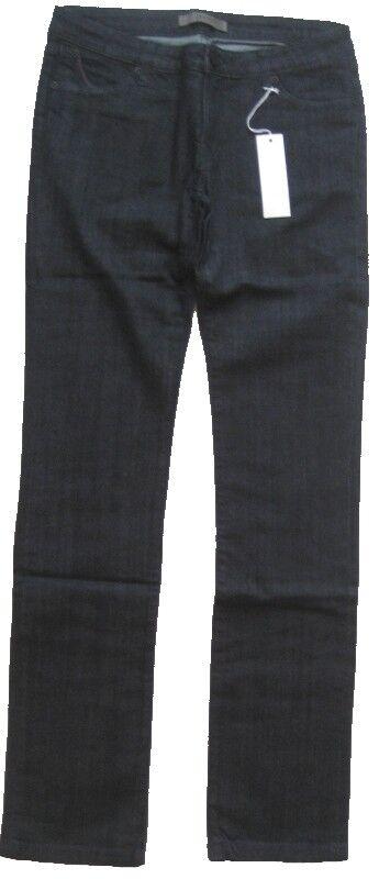 SUPERFINE Damenhose HARRY Straight Leg Dunkelblau Gr. S Gr. M Gr. L