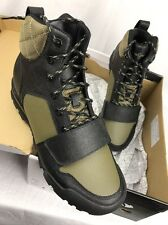 CREATIVE RECREATION CR Scotto  MEN'S FASHION SNEAKERS Black Military 8.5M