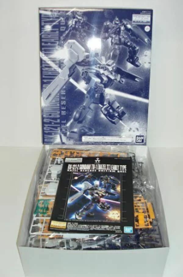 MG 1 100 Gundam TR-1 Hasel II Früher Typ Hasel Reserve Einheit GM Quel Figur F S