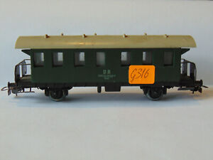 Piko-Personenwaggon-Modelleisenbahn-Eisenbahn-DR-Spur-H0-505024-26548-8