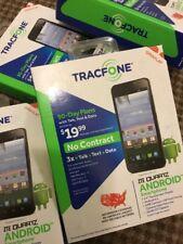 ZTE Quartz 797C Black (Tracfone Android) Prepaid Phone