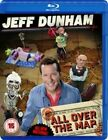 Jeff Dunham All Over The Map DVD Region 2 Blu Ray