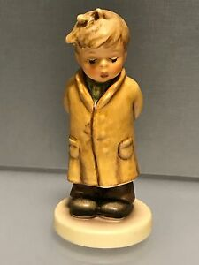 Hummel-Figurine-845-First-Bass-3-7-8in-1-Choice-Pot-Condition