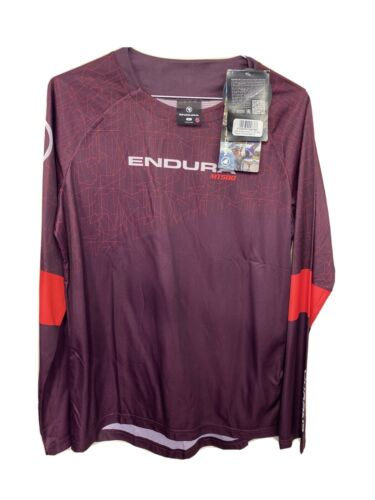 Endura Cycling Top Size L New With Tags