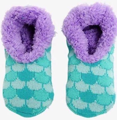 Disney Tangled Rapunzel Cozy Slippers Purple