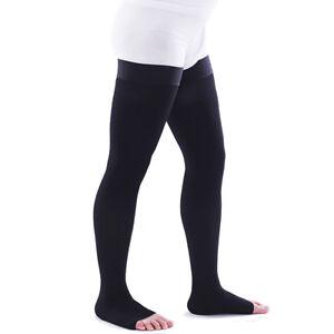 Medical Compression Stockings Men Women Support Socks Travel Flight Anti-Fatigue