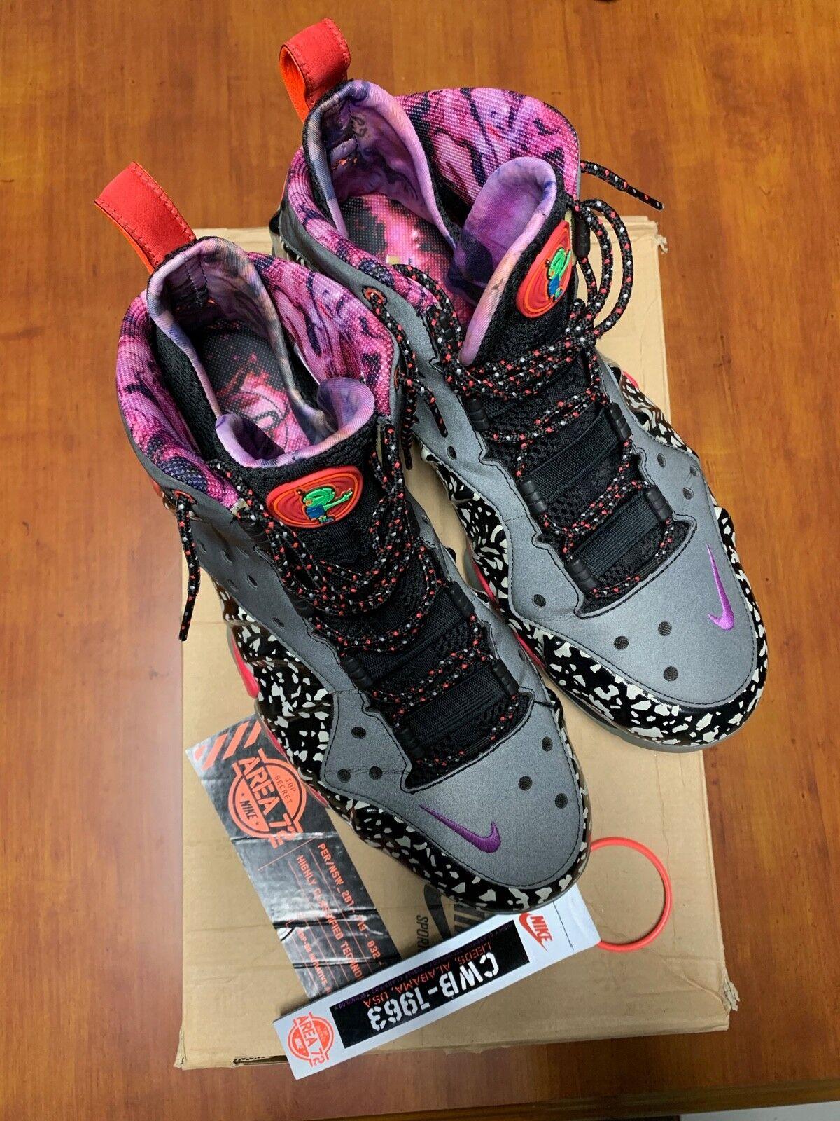PRE - OWNED Nike Barkley Posite Max Area 72 sz 11
