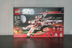Lego Star Wars 6212 X-Wing Fighter Limited Edition, New and sealed. Retired! | eBay