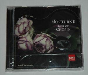 CD-SEALED-NEW-BUCHBINDER-BEST-OF-CHOPIN-NOCTURNE-Emi-5099945745829