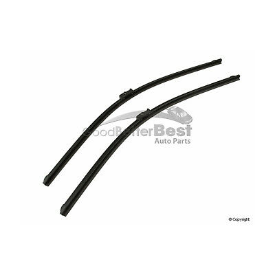 One New Bosch Windshield Wiper Blade Front 33970045834UC 2018200045 for Mercedes