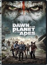 Dawn of the Planet of the Apes Movie DVD Factory Sealed New Free Shipping