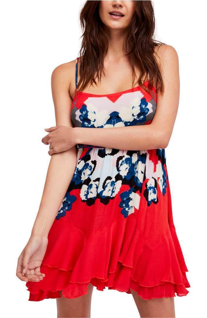 NWT Free People Sweet Lucy Slip dress Retail