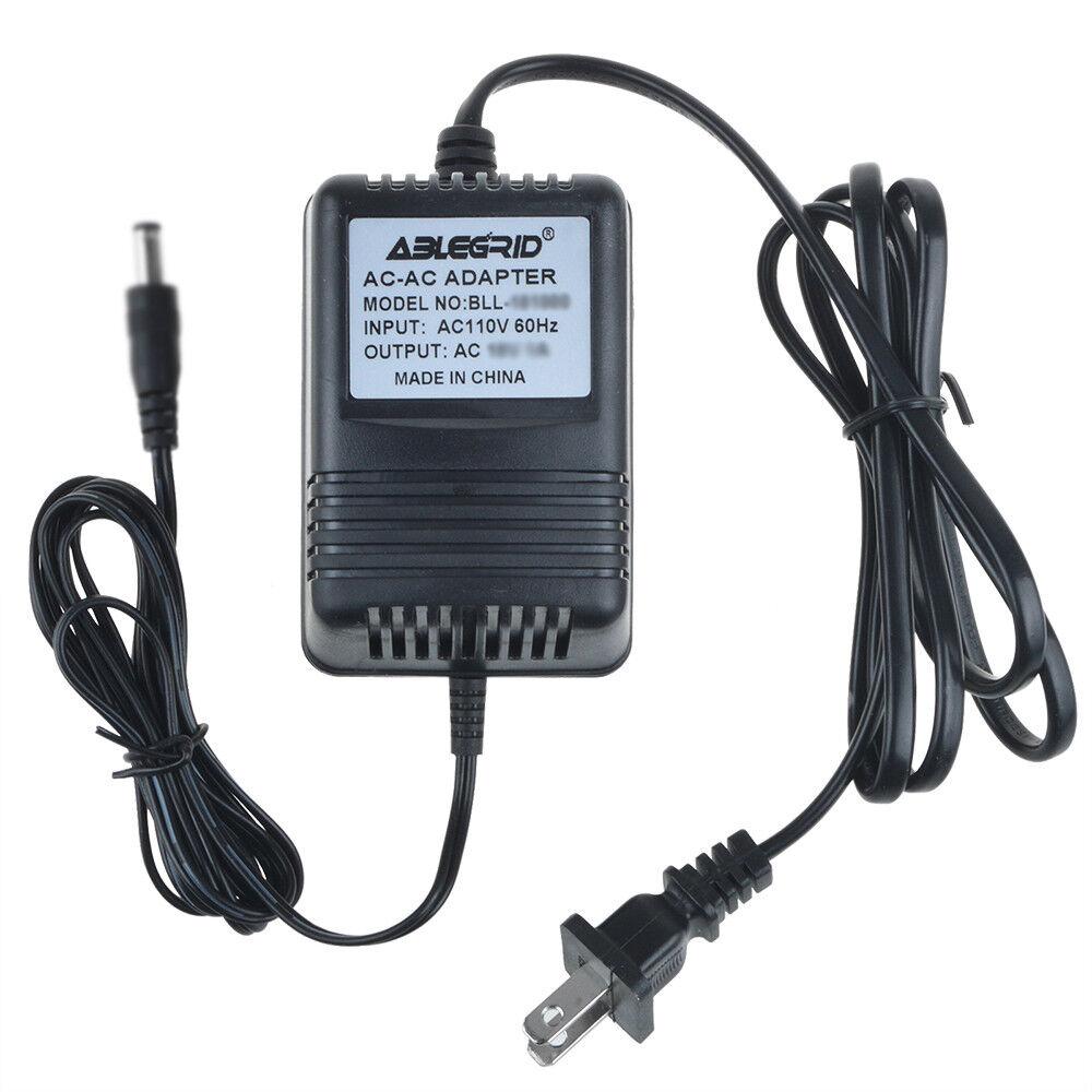 AC Adapter For Alto Pr Zephyr ZMX52 Live Sound Studio DJ 5-Channel Compact Mixer