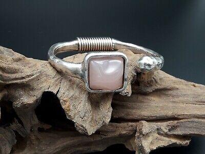 Pulsera Zamak alta calidad piedra cristal HUMO bisuteria pulseras autentico