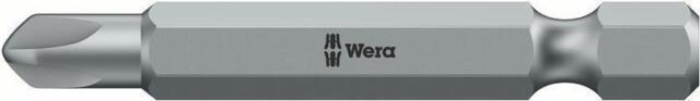 Wera 871/4 TORQ-SET® Mplus Bits, # 6 x 50 mm