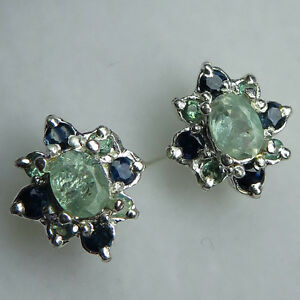 e13b9a6d0 Image is loading Natural-colour-change-Alexandrite-amp-sapphires-925- sterling-