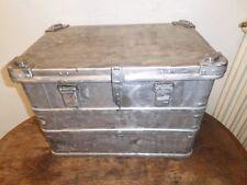 1 x Zarges Euro-ALU-Box Transportkiste Aufbewahrungskiste Stapelkiste