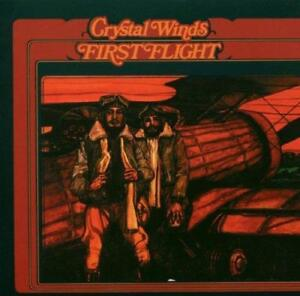 CRYSTAL-WINDS-First-Flight-NEW-SEALED-RARE-CLASSIC-FUNK-SOUL-R-amp-B-CD-ESCROW-80s