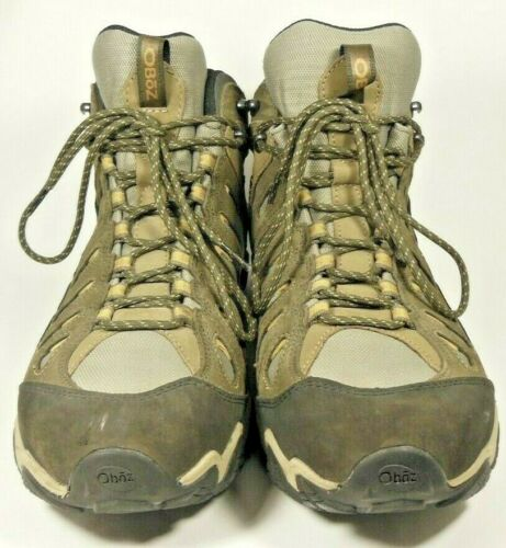 Oboz Brown, Men's Size 13 Waterproof Hiking Boots
