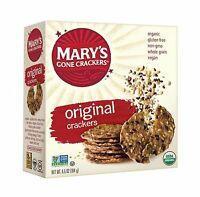Mary's Gone Crackers Original 6.5 Ounce (pack Of 12) Free Shipping