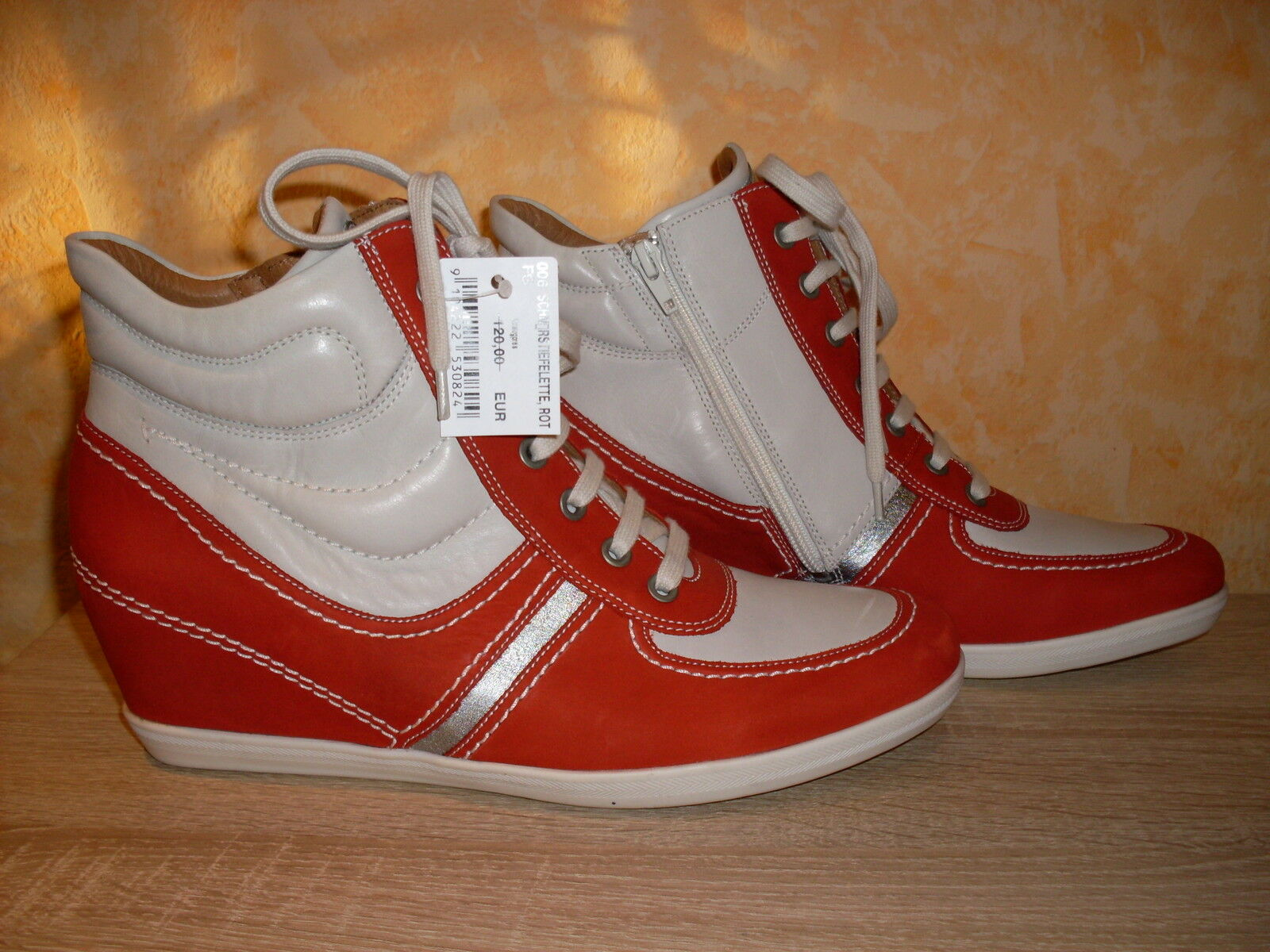 Edle Keil Ara KEIL Stiefelette / Keil Edle Sneakers NEU viele Farben & Grössen echt Leder ad6cdf