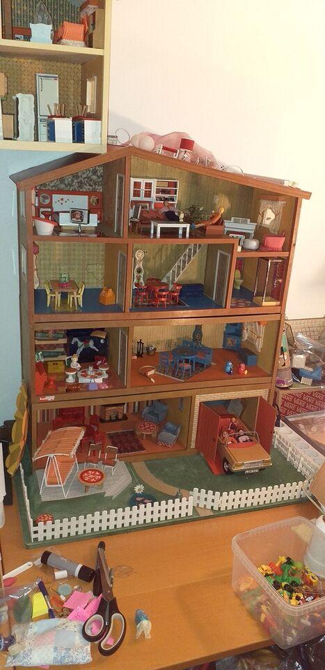 Dukkehus, Forhaver til Lundby dukkehuse