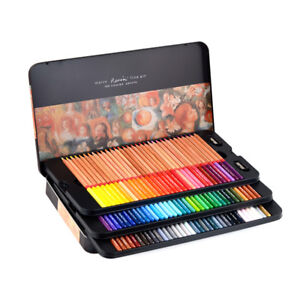 Marco Renior Fine Art Wooden Colored Pencils Set For Sketching Drawing Coloring Ebay