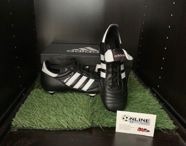 Adidas World Cup Sg-Negro blancooo US 8, (1 3)