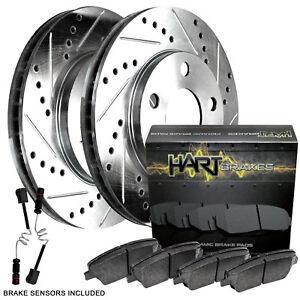 Rear Ceramic Brake Pads For MERCEDES BENZ C230 C280 E300 SLK230
