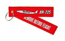 Porte-Clés Remove Before Flight AN-225